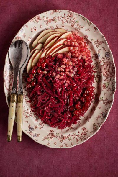 receta chucrut lombarda