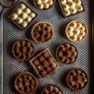 receta tartaletas mascarpone
