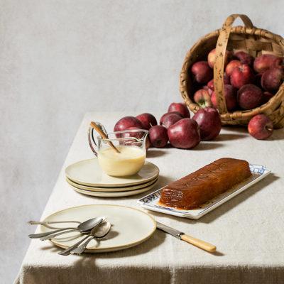 Terrina de manzana