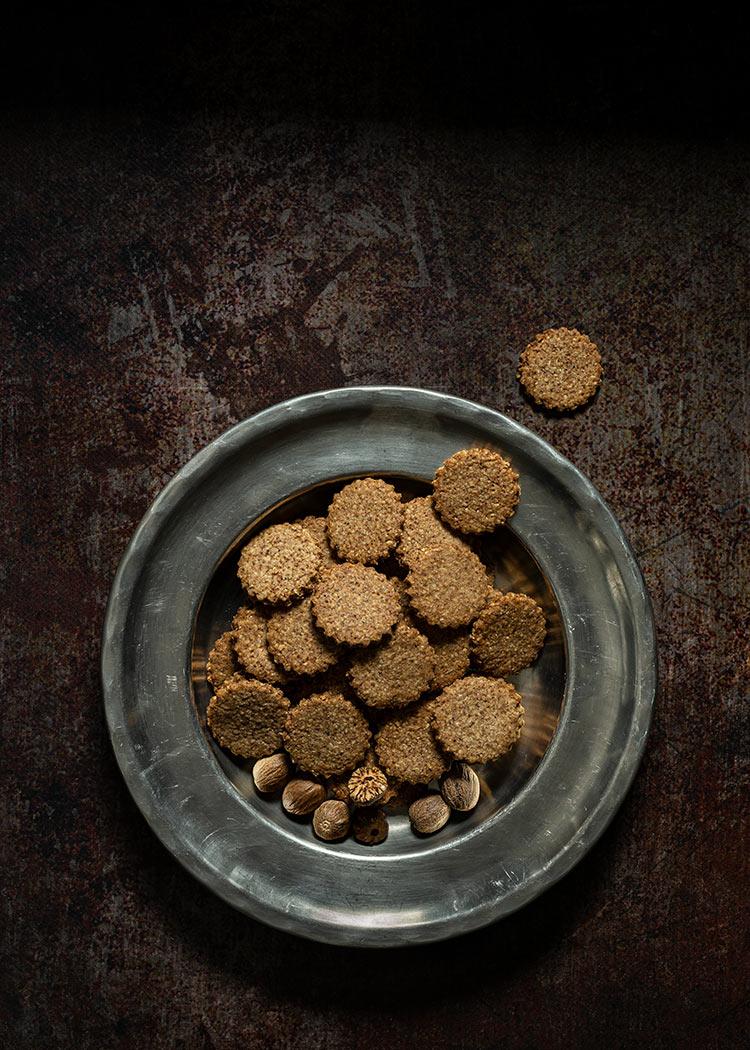 receta galletas espelta integral