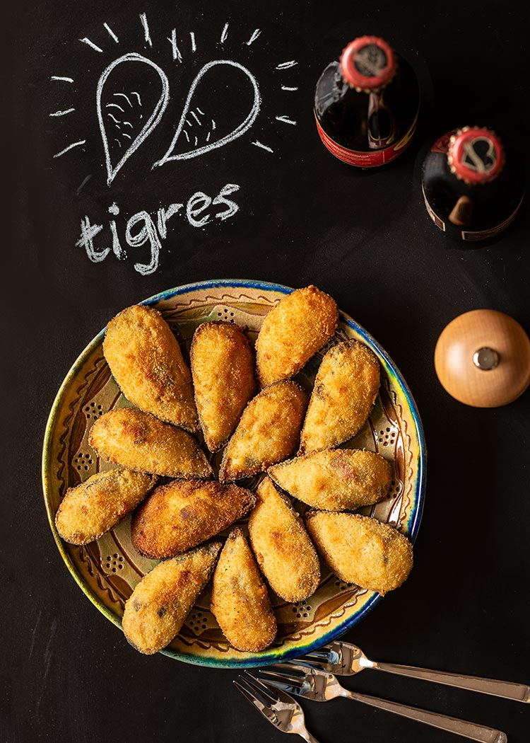 receta mejillones tigres