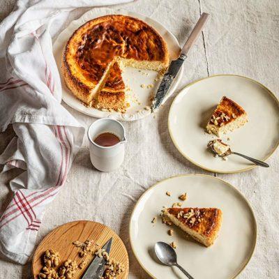 receta pastel yogur
