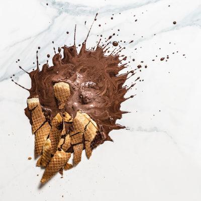 Cucuruchos o conos para helados