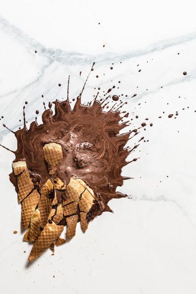 receta cucuruchos conos helado