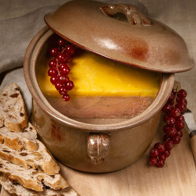 receta foie mi cuit microondas