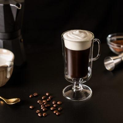 Café irlandés casero