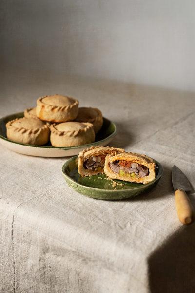 receta empanadas mallorquinas