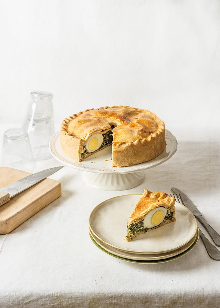 receta tarta pascualina