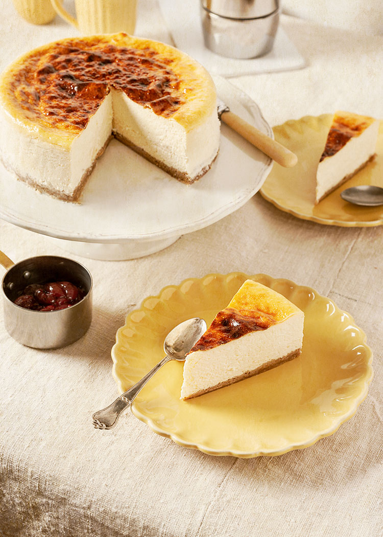 receta tarta queso new york cheesecake