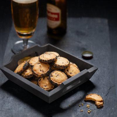 receta galletas anchoas queso