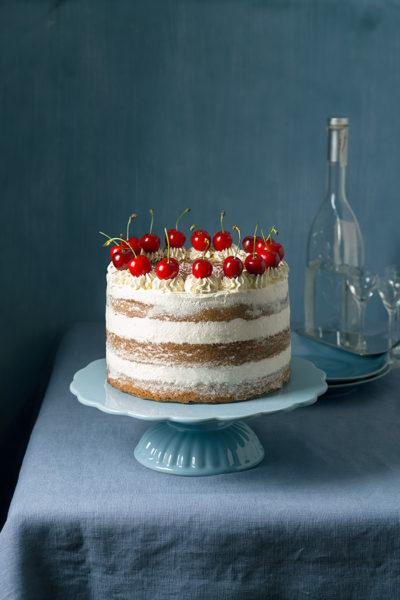 receta tarta selva negra autentica