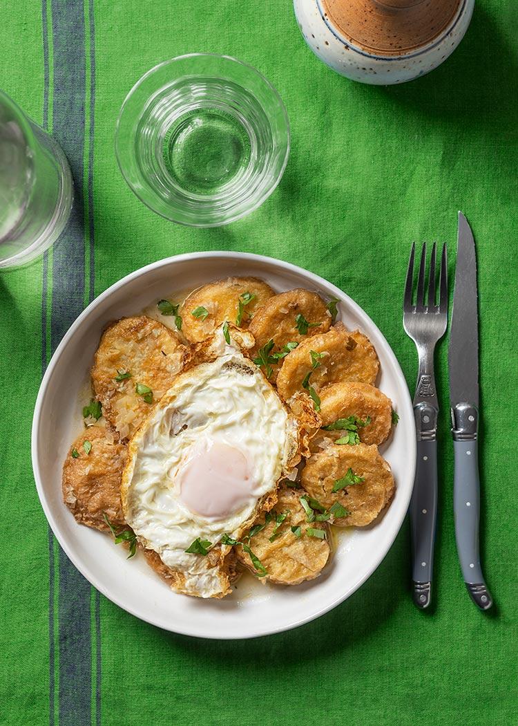 receta patatas importancia